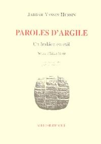 Paroles dargile - Un irakien en exil.pdf