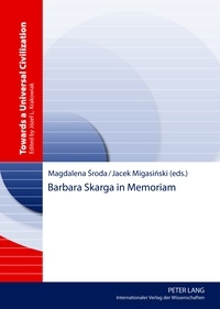 Jacek Migasinski et Magdalena Sroda - Barbara Skarga in Memoriam.