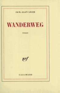 Jack-Alain Léger - Wanderweg.