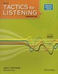 Jack-C Richards - Basic Tatics for Listening.