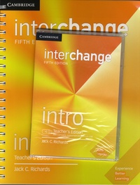 Histoiresdenlire.be Interchange Intro - Teacher's Edition Image