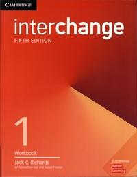 Jack-C Richards - Interchange Level 1 Workbook.