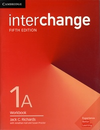 Jack-C Richards - Interchange Level 1A Workbook.