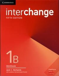 Jack-C Richards - Interchange Level 1B Workbook.