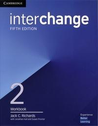 Jack-C Richards - Interchange Level 2 Workbook.