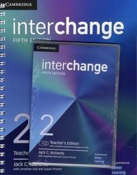 Jack-C Richards - Interchange Level 2 - Teacher's Edition. 1 Clé Usb