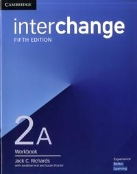 Jack-C Richards - Interchange Level 2A Workbook.