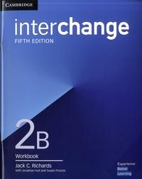 Jack-C Richards - Interchange Level 2B Workbook.