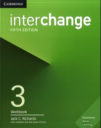 Jack-C Richards - Interchange Level 3 Workbook.