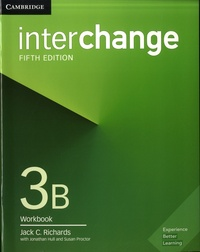 Jack-C Richards - Interchange Level 3B Workbook.