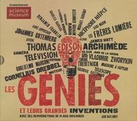Jack Challoner - Les génies et leurs grande inventions - Avec des reproductions de plans originaux.