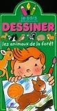 Jack Delaroche - Les animaux de la forêt.