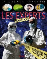 Jack Delaroche et Jean-Paul Albert - Les experts scientifiques.