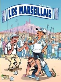 Jack Domon et  Fab - Les Marseillais.