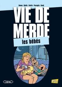 Jack Domon et  Djaille - Vie de merde Tome 16 : Les bébés.