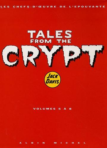 Jack-E Davis - Tales from the Crypt  : Coffret en volumes : Tome 5, Coucou me revoilà ! ; Tome 6, Au bout du rouleau ; Tome 6, Chat y es-tu ? ; Tome 7 , Sans les mains.