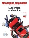 Jack Erjavec - Suspension et direction.