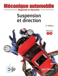 Jack Erjavec - Suspension et direction.