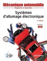 Jack Erjavec - Systèmes d'allumage électronique.