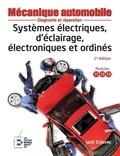 Jack Erjavec - Systèmes électriques, d'éclairage, électroniques et ordinés.