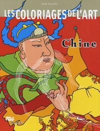 Jack Garnier - Les coloriages de l'art - Chine.