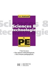 Jack Guichard - Le manuel de Sciences et technologie du PE.