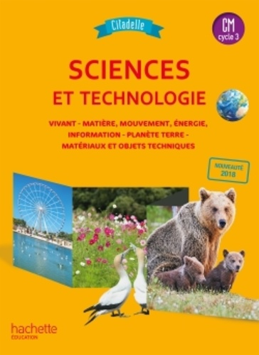 Sciences Et Technologie Cycle 3