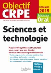 Jack Guichard et Marc Antoine - Sciences et technologie - Admission oral.