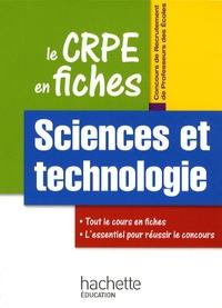 Jack Guichard et Marc Antoine - Sciences et technologie.