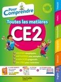 Jack Guichard et Claire Faucon - Toutes les matières CE2.