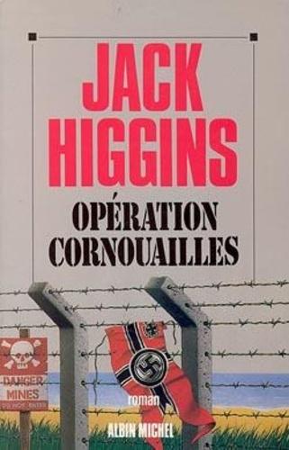 Jack Higgins - Opération Cornouailles.