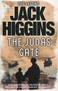Jack Higgins - The Judas Gate.