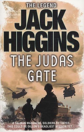 Jack Higgins - The Judas Gate.