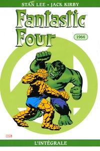Jack Kirby et Stan Lee - Fantastic Four l'Intégrale Tome 4 : 1964.