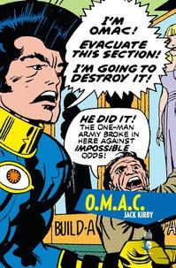Jack Kirby - O.M.A.C..