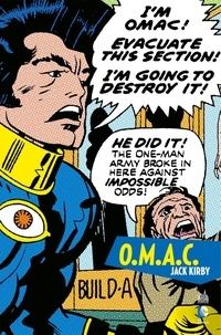 Jack Kirby - O.M.A.C. - Intégrale.
