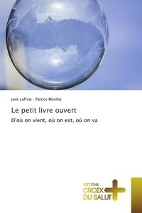 Jack Laffrat - Le petit livre ouvert.