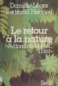 Jack Leger - Le Retour à la nature - Au fond de la forêt, l'État.