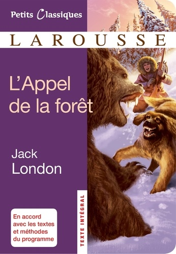 L'appel de la forêt - Jack London - Format ePub - 9782035892935 - 2,49 €