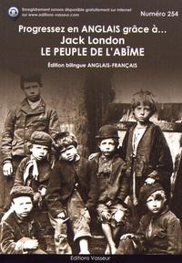Jack London - Progressez en anglais grâce à Le peuple de l'abîme.