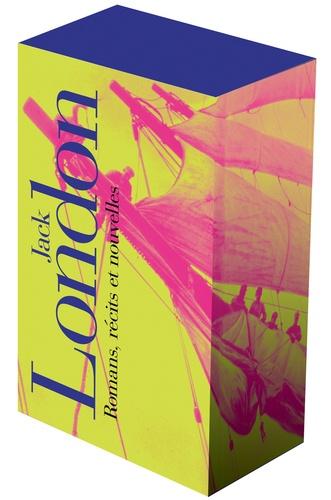 Jack London - Romans, récits et nouvelles - Volumes 1 et 2.