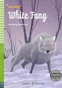 Jack London - White Fang. 1 CD audio