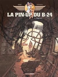 Jack Manini et Michel Chevereau - La pin-up du B-24 Tome 2 : Nose art.