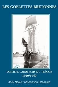 Histoiresdenlire.be Les goélettes bretonnes - Voiliers caboteurs du Trégor 1920-1940 Image