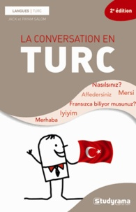 La conversation en turc - Jack Salom pdf epub