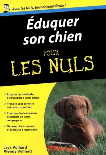 Eduquer son chien pour les nuls - Jack Volhard, Wendy Volhard - Format PDF - 9782754046138 - 8,99 €