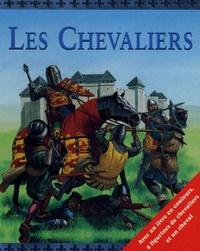Jackie Gaff - Les Chevaliers - Avec 6 figurines de chevalier et un cheval.