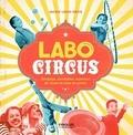 Jackie Leigh Davis - Labo circus pour les kids - Jonglage, acrobaties, numéros de clown et mise en scène.
