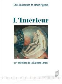 Jackie Pigeaud - L'intérieur - XXes entretiens de La Garenne Lemot.