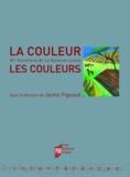 Jackie Pigeaud - La couleur, les couleurs - XIes Entretiens de la Garenne-Lemot.